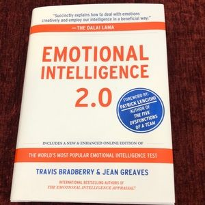 Emotional Intelligence 2.0 New Hardcover Book